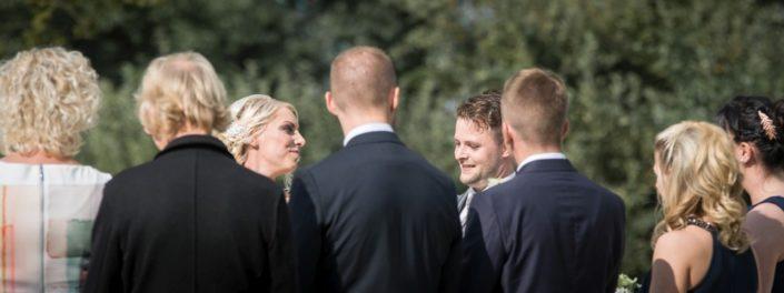 Gratulation der Gäste Location Schloss Möhler