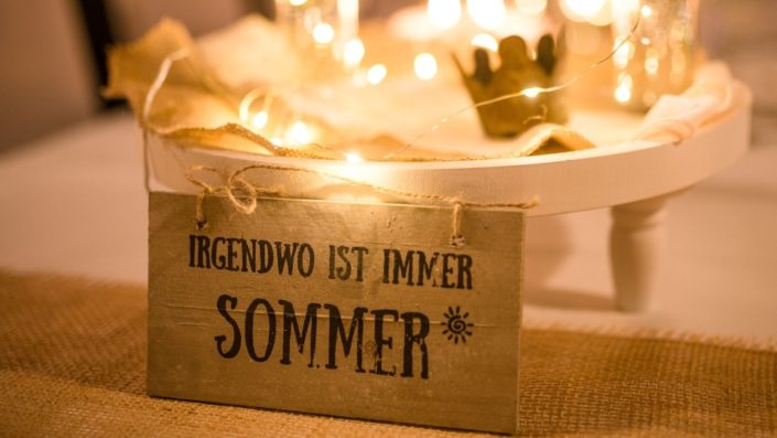 Irgendwo ist immer Sommer auf Schloss Möhler