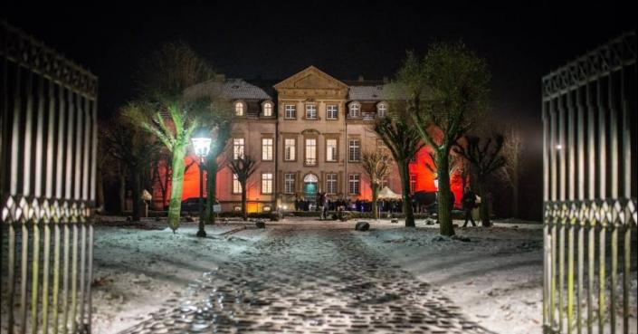 Room & Light taucht Schloss Möhler in ein zauberhaftes Licht