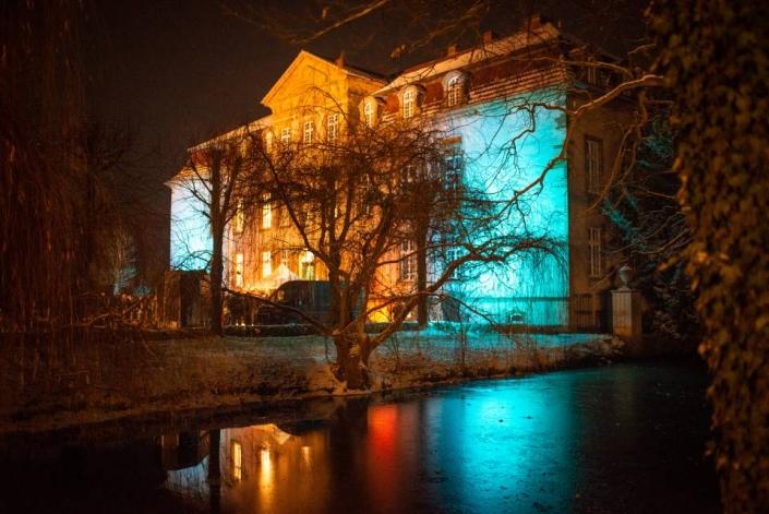 Lichtstimmungen mit Room & light am Schloss Möhler