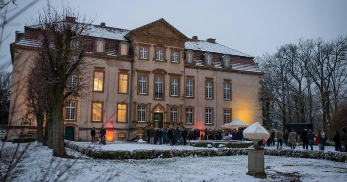 2. Weihnachtsmarkt am Schloss Möhler