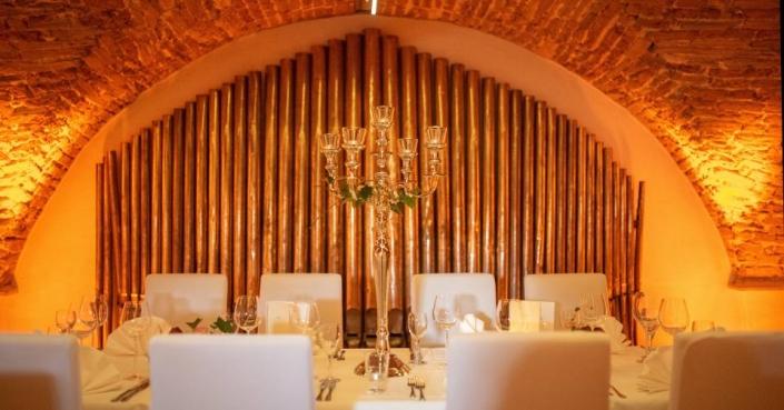 Hochzeiten Gewölbekelller Schloss Möhler