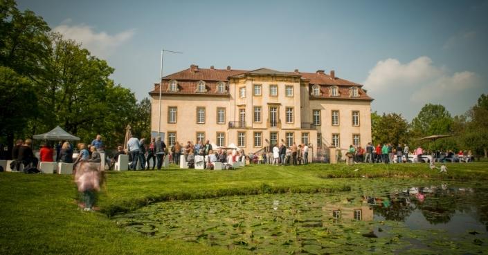 1. Mai am Schloss Möhler