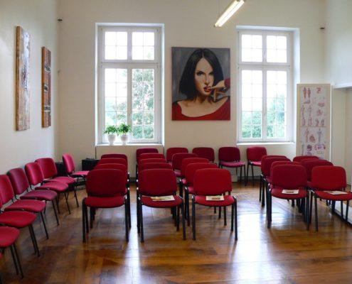 Tagung Seminarraum