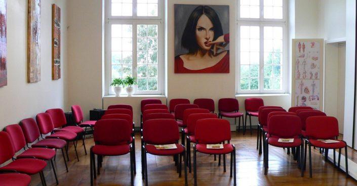 Seminarraum Location Schloss Möhler